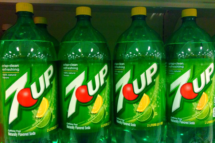 History of 7up