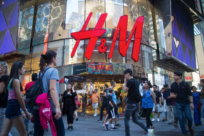 History of H&M
