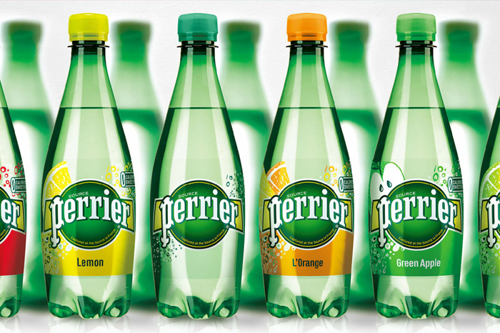 History of Perrier