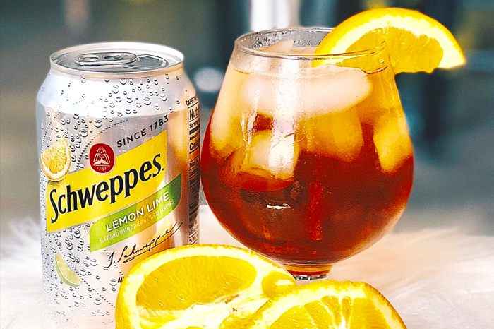History of Schweppes