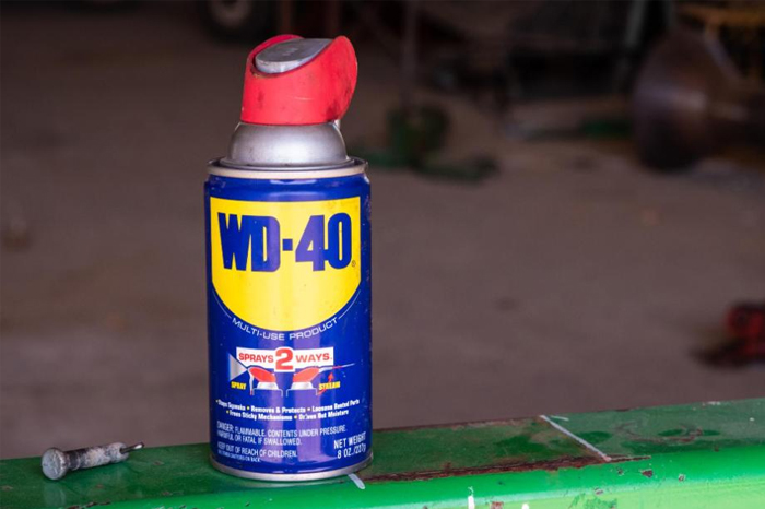 History of WD-40