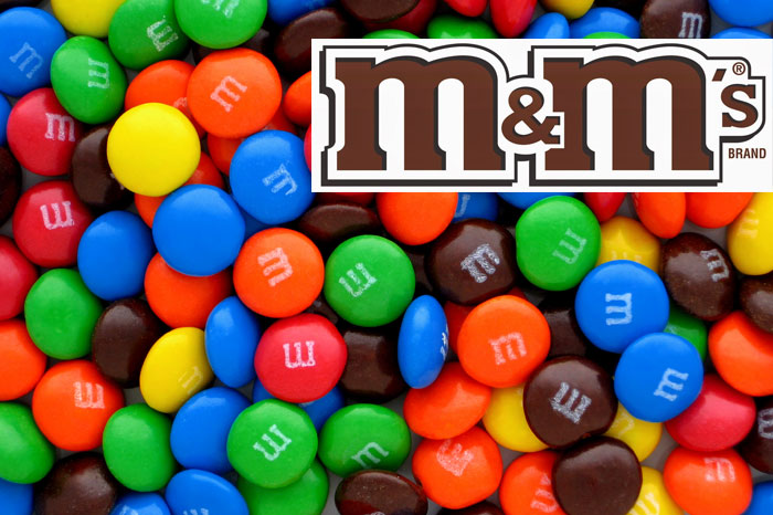 History of M&M's