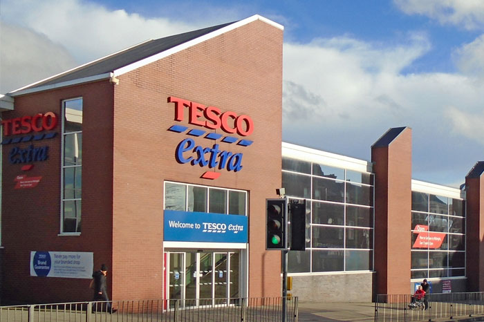 History of Tesco