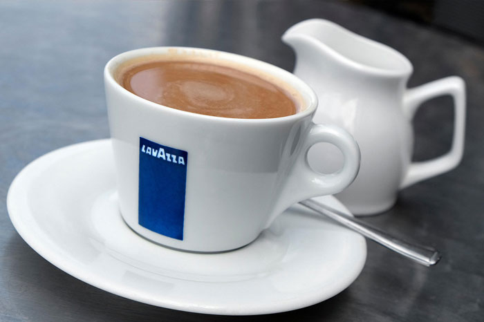 History of Lavazza