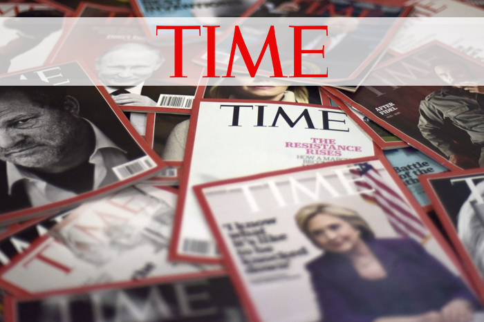 History of Time Magazine