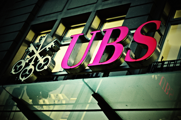 History of UBS