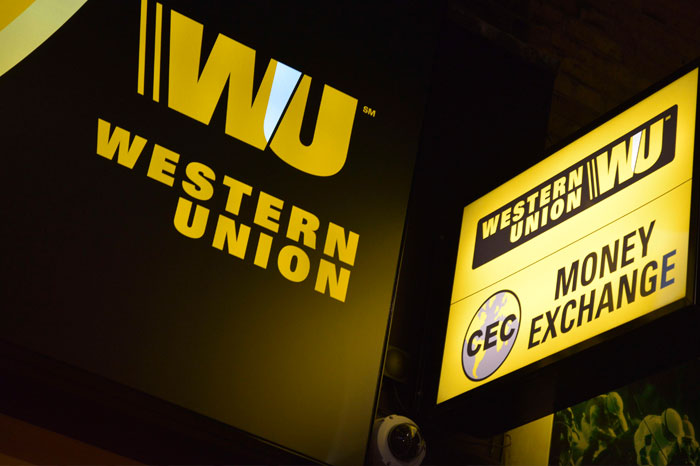 History of Western Union