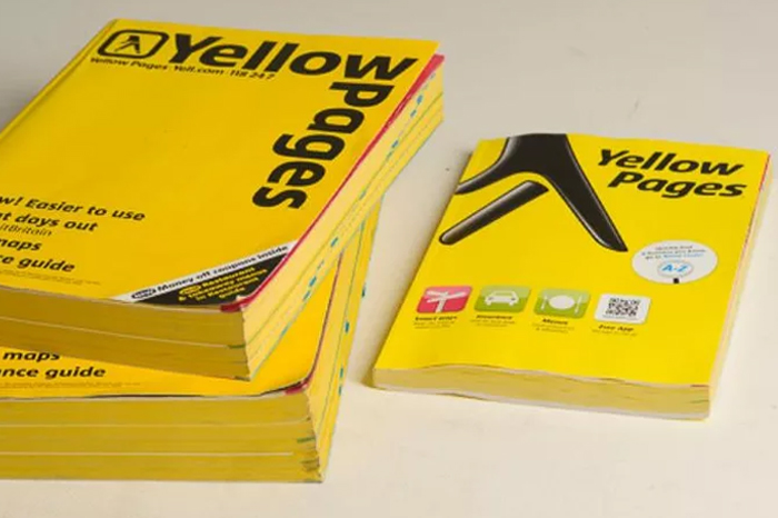 History of Yellow Pages